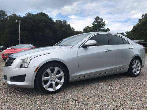 2014 Cadillac ATS for sale at #1 Auto Liquidators in Yulee FL