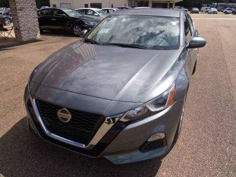 2020 Nissan Altima for sale at Howell Buick GMC Nissan - New Nissan in Summit MS