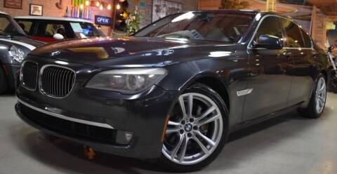2012 BMW 7 Series for sale at Chicago Cars US in Summit IL