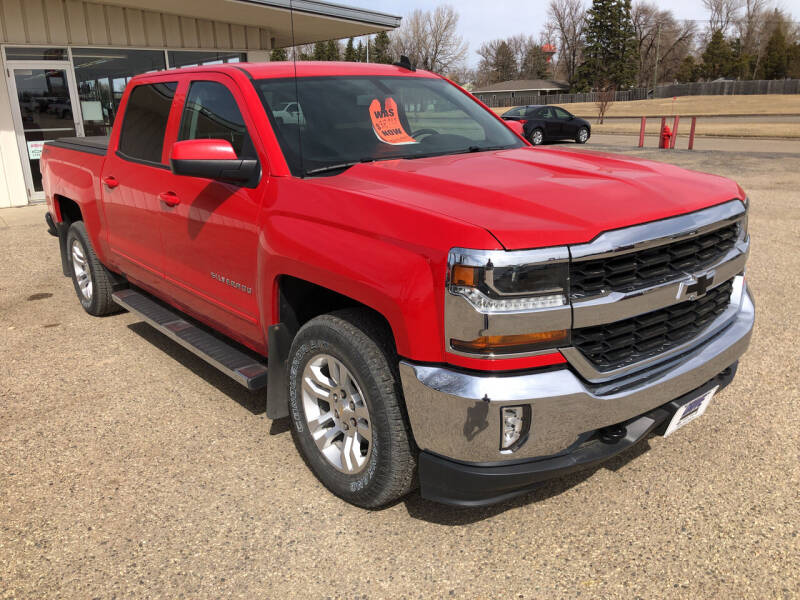 2018 Chevrolet Silverado 1500 for sale at Drive Chevrolet Buick Rugby in Rugby ND