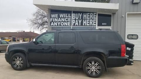 2012 GMC Yukon XL for sale at STERLING MOTORS in Watertown SD