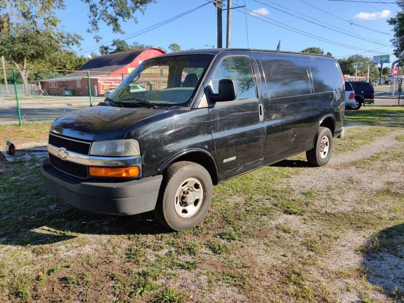 2004 Chevrolet Express Cargo for sale at Advance Import in Tampa FL