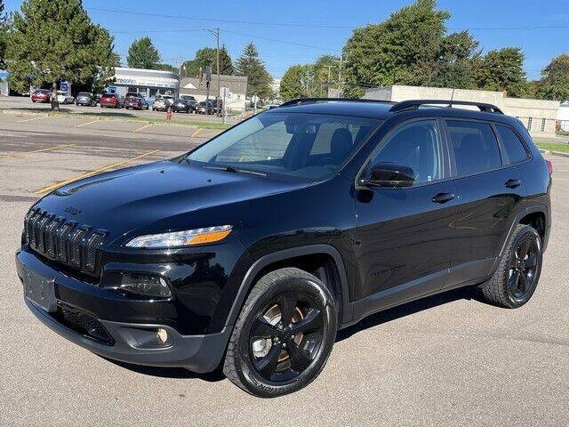 2018 Jeep Cherokee for sale at Star Auto Group in Melvindale MI