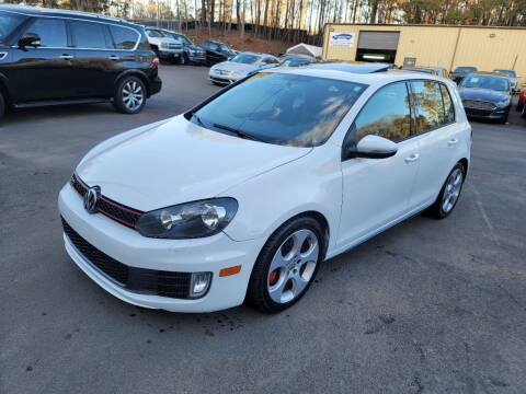 2010 Volkswagen GTI for sale at GA Auto IMPORTS  LLC in Buford GA
