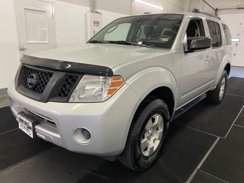 2012 Nissan Pathfinder for sale at TOWNE AUTO BROKERS in Virginia Beach VA