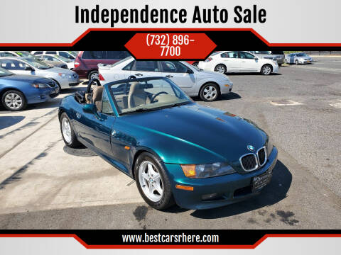 1998 BMW Z3 for sale at Independence Auto Sale in Bordentown NJ