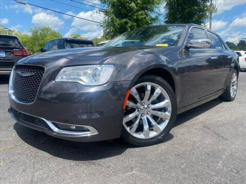 2017 Chrysler 300 for sale at iDeal Auto in Raleigh NC