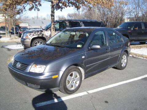 2005 Volkswagen Jetta for sale at Auto Bahn Motors in Winchester VA