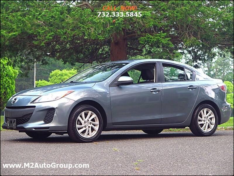 2012 Mazda MAZDA3 for sale at M2 Auto Group Llc. EAST BRUNSWICK in East Brunswick NJ