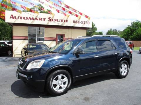 2009 GMC Acadia for sale at Automart South in Alabaster AL