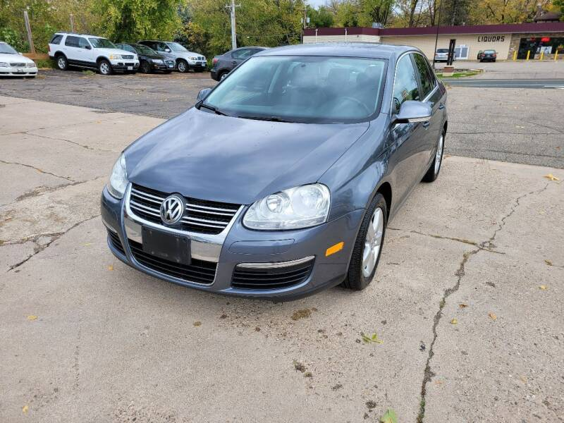 2009 Volkswagen Jetta for sale at Prime Time Auto LLC in Shakopee MN