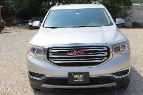 2017 GMC Acadia for sale at Bailey & Sons Motor Co in Lyndon KS