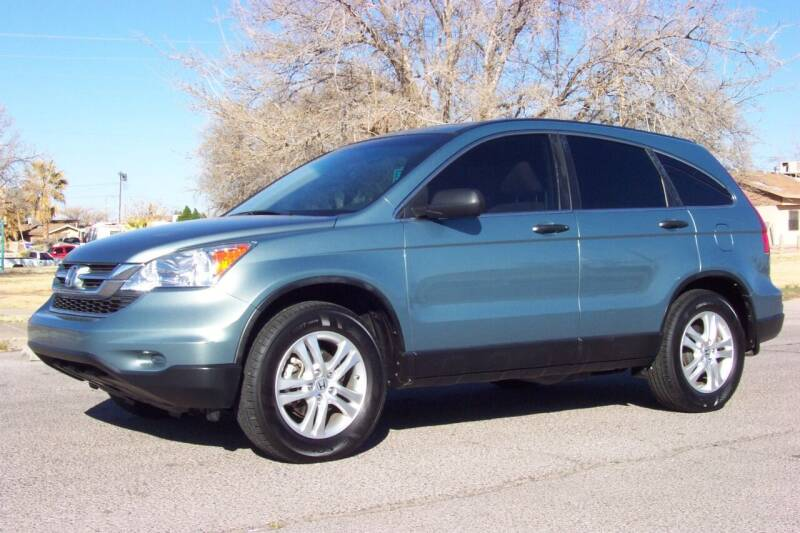 2010 Honda CR-V for sale at Park N Sell Express in Las Cruces NM