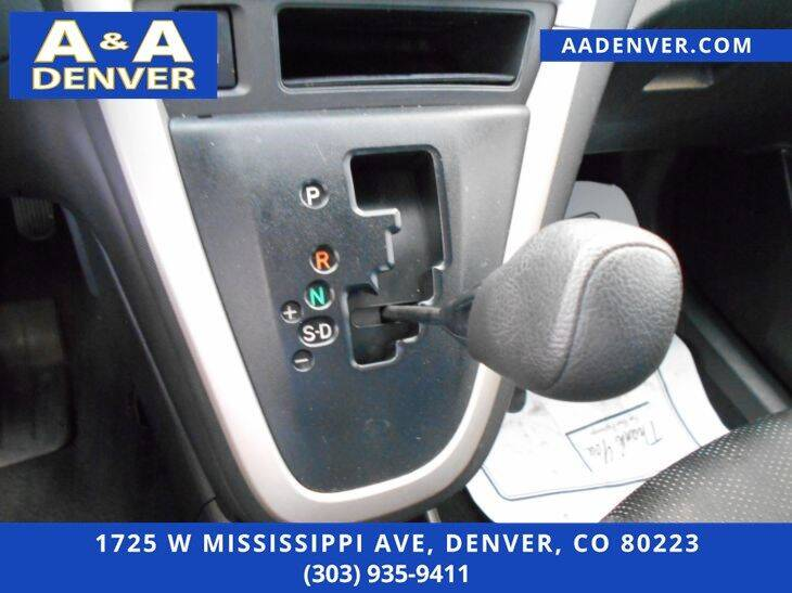 2009 Pontiac Vibe 2.4L 4dr Wagon - Denver CO