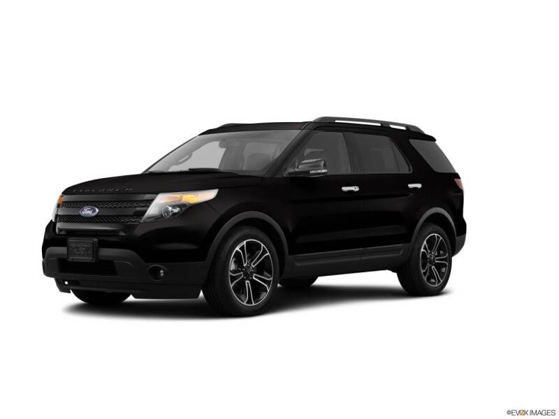 2014 Ford Explorer for sale at West Motor Company in Hyde Park UT