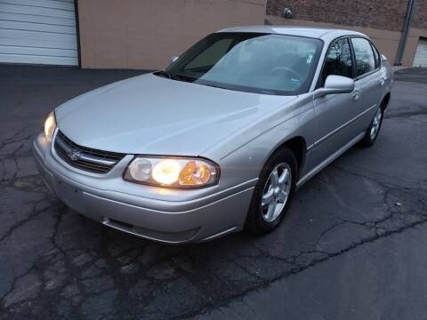 2005 Chevrolet Impala for sale at Used Auto LLC in Kansas City MO