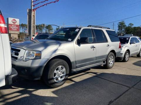 2013 Ford Expedition for sale at Direct Auto in D'Iberville MS