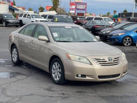 2007 Toyota Camry for sale at Brown & Brown Wholesale in Mesa AZ
