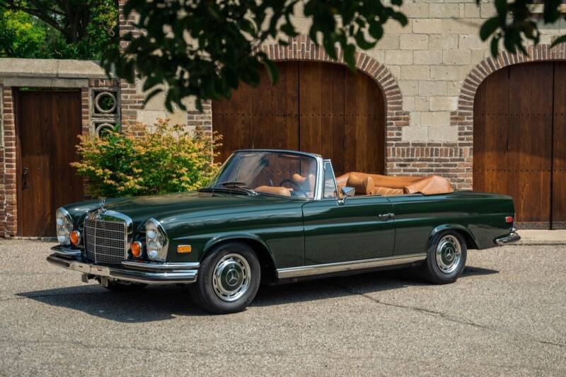 1971 Mercedes-Benz 280-Class for sale in Philadelphia, PA