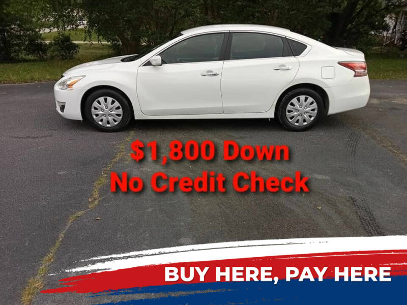 2014 Nissan Altima for sale in Louisburg, NC