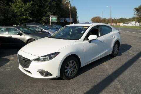 2016 Mazda MAZDA3 for sale at 6348 Auto Sales in Chesapeake VA