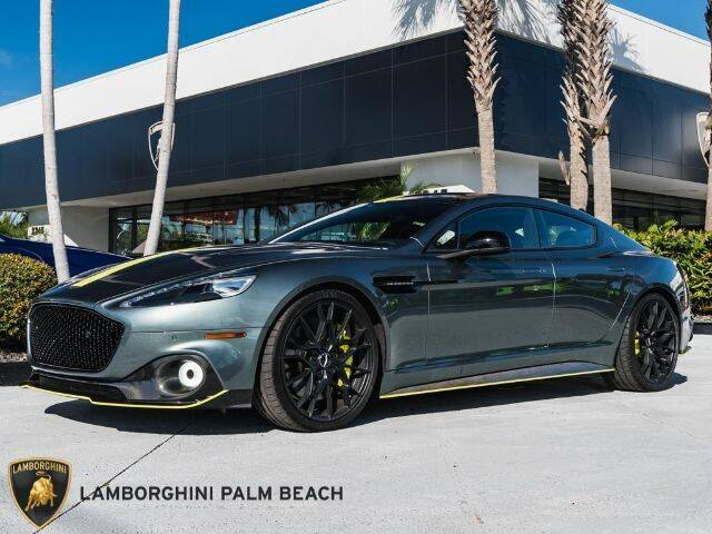 2019 Aston Martin Rapide AMR for sale in West Palm Beach, FL