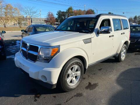 2009 Dodge Nitro for sale at Plaistow Auto Group in Plaistow NH