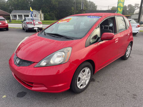 2013 Honda Fit for sale at Cars for Less in Phenix City AL