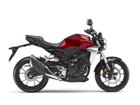 2019 Honda CB300R ABS for sale at Head Motor Company - Head Indian Motorcycle in Columbia MO