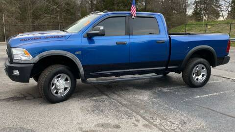 2010 Dodge Ram Pickup 2500 for sale at Wildcat Used Cars in Somerset KY