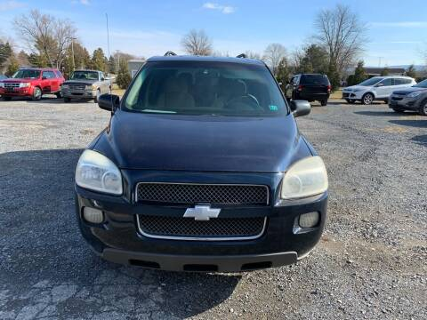 2007 Chevrolet Uplander for sale at US5 Auto Sales in Shippensburg PA