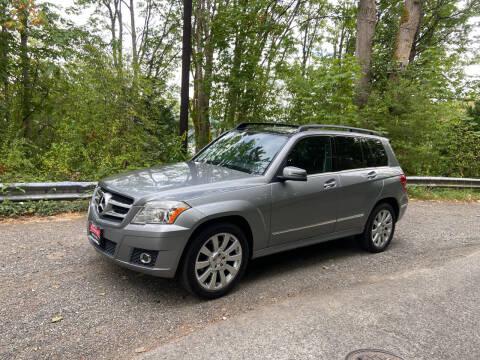 2011 Mercedes-Benz GLK for sale at Maharaja Motors in Seattle WA