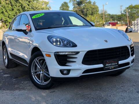 2015 Porsche Macan for sale at Best Cars Auto Sales in Everett MA
