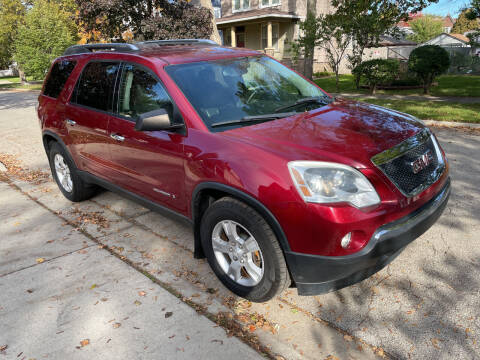 2008 GMC Acadia for sale at RIVER AUTO SALES CORP in Maywood IL