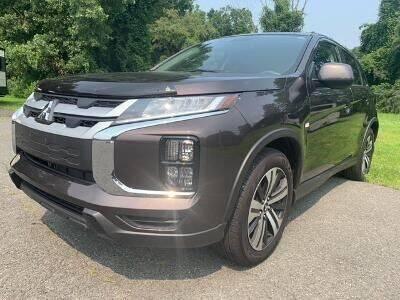 2021 Mitsubishi Outlander Sport for sale at Worthington Air Automotive Inc in Williamsburg MA
