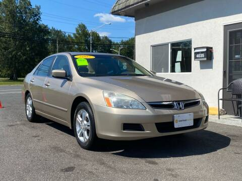 2007 Honda Accord for sale at Vantage Auto Group in Tinton Falls NJ