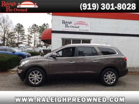 2011 Buick Enclave for sale at Raleigh Pre-Owned in Raleigh NC
