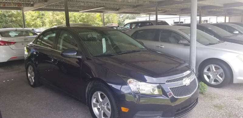 2014 Chevrolet Cruze for sale at Mott's Inc Auto in Live Oak FL