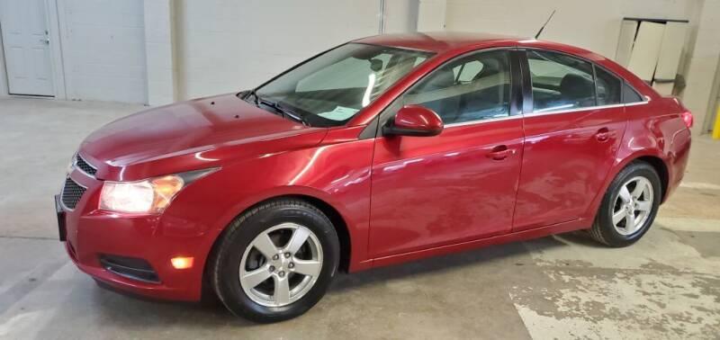 2014 Chevrolet Cruze for sale at Klika Auto Direct LLC in Olathe KS