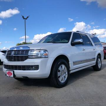 2013 Lincoln Navigator L for sale at UNITED AUTO INC in South Sioux City NE