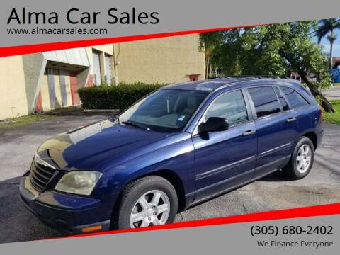 2006 Chrysler Pacifica for sale at Alma Car Sales in Miami FL