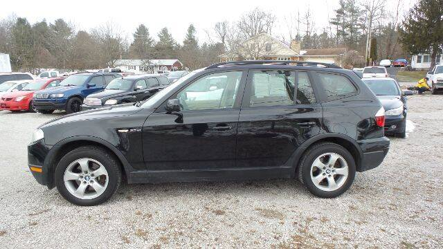 2007 BMW X3 for sale at Tates Creek Motors KY in Nicholasville KY
