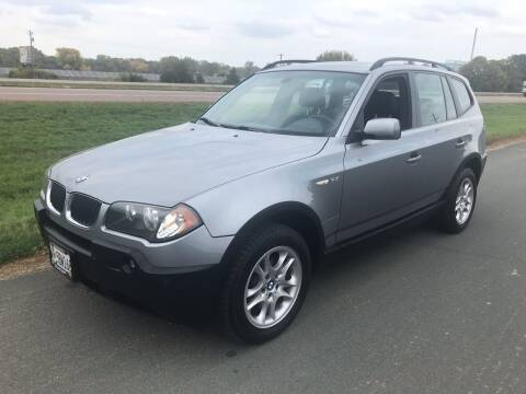 2004 BMW X3 for sale at Whi-Con Auto Brokers in Shakopee MN