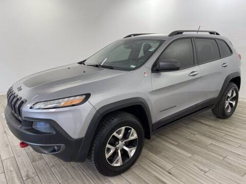 2014 Jeep Cherokee for sale at TRAVERS GMT AUTO SALES - Traver GMT Auto Sales West in O Fallon MO