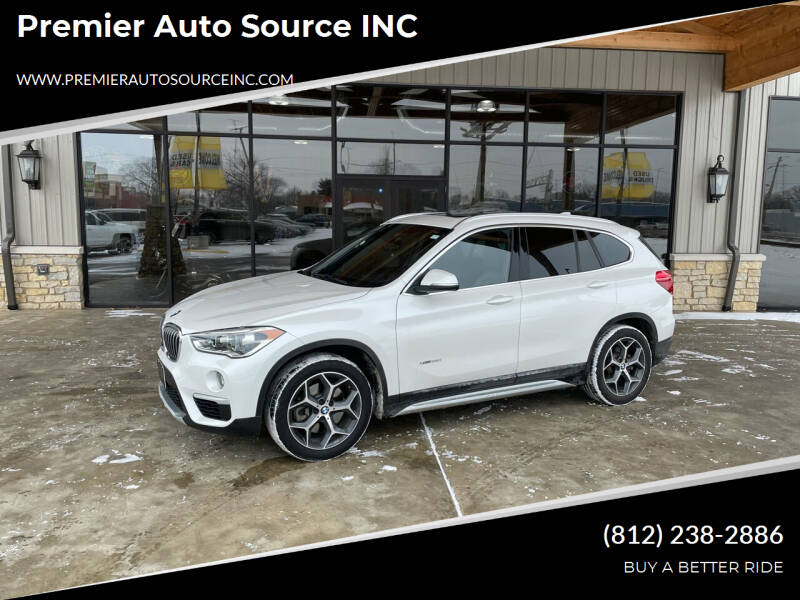 2017 BMW X1 for sale at Premier Auto Source INC in Terre Haute IN