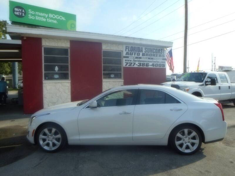 2016 Cadillac ATS for sale at Florida Suncoast Auto Brokers in Palm Harbor FL