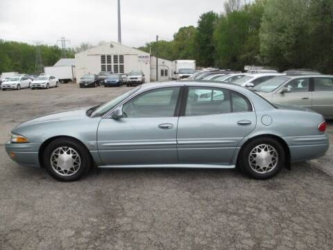2003 Buick LeSabre for sale at Mill Creek Auto Sales in Youngstown OH