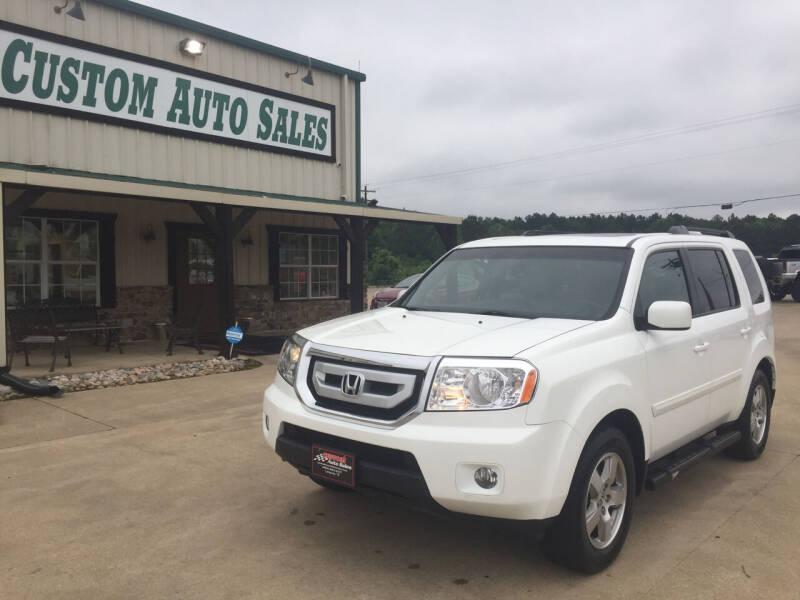2011 Honda Pilot for sale in Longview, TX