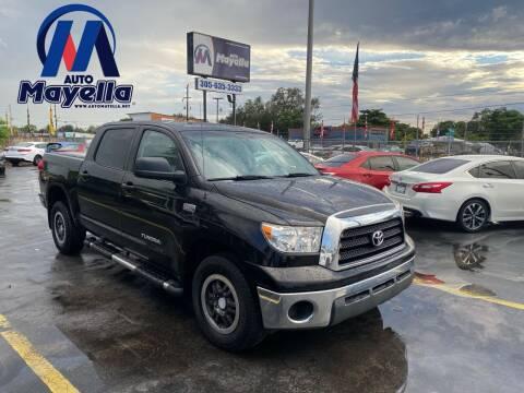 2008 Toyota Tundra for sale at Auto Mayella in Miami FL