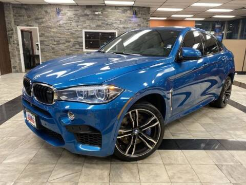 2016 BMW X6 M for sale at Sonias Auto Sales in Worcester MA